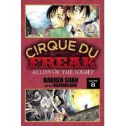 Cirque Du Freak Manga, Vol. 8 by Darren Shan