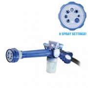 High Powered Soap Dispensing Water Spray