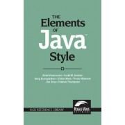 The Elements of Java Style by Allan Vermeulen