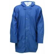 Unimet Super - Chubasquero (poliuretano), color azul marino, talla XXL