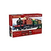 Hornby R1185 Santa's Express Christmas Train Set