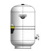 """Zilmet 400 literes solar-plus tartály, fix-membrán, 1"""", 10bar, max 100°C"""