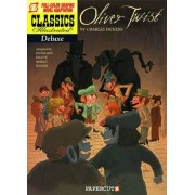 Classics Illustrated Deluxe #8: Oliver Twist by Charles Dickens