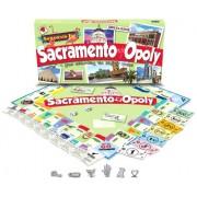 Late for the Sky Board Game SAC Sacramento-Opoly