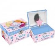 Kids Euroswan - Frozen WD16232 Musik Juwelier square box