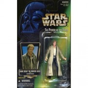 Star Wars (Star Wars) the Power of the Force Han Solo in Endor Gear [Toy] (japan import)