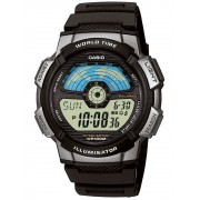 Ceas barbatesc Casio AE-1100W-1AVEF Collection Cronograf 10 ATM 43 mm
