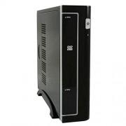 LC-Power LC-1370BII Case Mini-ITX 75W, Nero