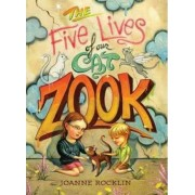The Five Lives of Our Cat Zook by Joanne Rocklin