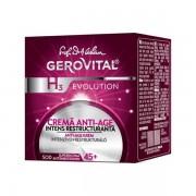 Crema anti-age intens restructuranta SPF10 Gerovital H3 Evolution