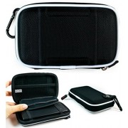 Black Eva On The Go Storage Case For Mophie Powerstation Pro 6000m Ah Portable External Battery Charger Power Bank