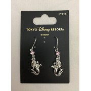 Pendientes de diamantes de imitaci?n Ariel Little Mermaid Disney Resort bienes [limitado] (Jap?n importaci?n / El paquete y el manual est?n escritos en japon?s)