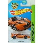 2014 Hot Wheels Lotus Evora GT4 (Orange) K-Day Kmart Exclusive