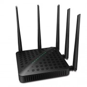 Wireless AC1200 Dual Band Gigabit High Power Router with 5 outdoor antenna (TE-FH1202)