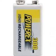 Batería Recargable Powerex MHR84V-300 NiMH 8,4v 300mAh