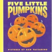 Five Little Pumpkins by Growing Tre