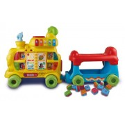 Vtech Disney 80-76603 Push and Ride Alphabet Train