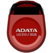 USB Flash Drive ADATA 8Gb USB 2.0 Rosu AUD310-8G-RRD