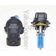 2x Ampoules 9005 (HB3) Effet Xenon - Super White 5000K