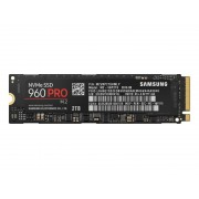 SSD M.2, 2000GB, Samsung 960 PRO EVO, PCIe 3.0 (MZ-V6P2T0BW)