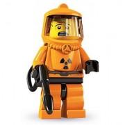 Lego Collectable Minifigures: Hazmat Guy Minifigure - Series 4