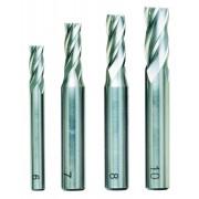 Proxxon 24620 - Set 4 freze(6-7-8-10 mm)