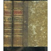Journal De Paris - 2 Volumes - Premiere Volume : N°1 Au N° 181 1781 - Deuxieme Volume : N°182 1779 Au N°365 1779.