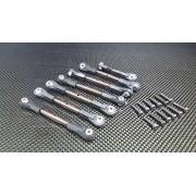 HPI Bullet 3.0 Nitro & Bullet Flux Upgrade Parts Spring Steel Tie Rod With Plastic Ends - 7 Pcs Set
