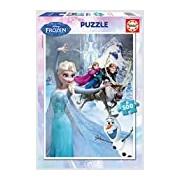 Educa 16267 - Frozen - 500 pieces - Disney Family Puzzle