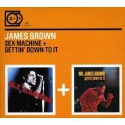 James Brown - Sex Machine/ Getting.. (0600753270585) (2 CD)
