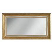 Miroir Maxi en feuille d'or