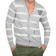 Cardigan barbati Ecko Unlimited Stripe Sweater IF12-34435