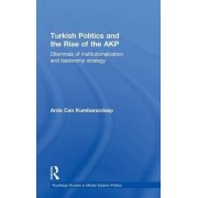 Turkish Politics and the Rise of the AKP by Arda Can Kumbaracibasi