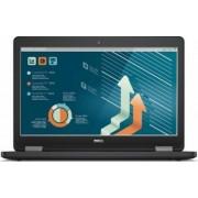 Laptop Dell Latitude E5570 Intel Core Skylake i7-6600U 500GB 8GB AMD Radeon R7 M360 2GB FullHD FPR 3 ani garantie NBD