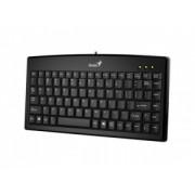 Tastatura Cu Fir Genius Luxemate 100 USB Negru