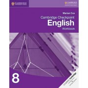 Cambridge Checkpoint English Workbook 8: Bk. 8 by Marian Cox