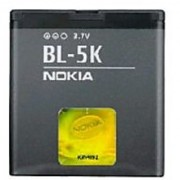 Nokia BL-5K Battery - 100 Original