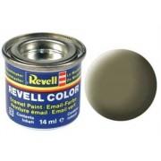 Revell 32145 RAL 7003 - Bote de pintura (14 ml), color aceituna claro mate