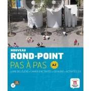 Rond-Point Pas a Pas by Josiane Labascoule
