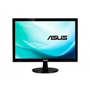 ASUS VS197DE 18.5 Inc Monitor, 1366x768 (Resolution), D-Sub 50,000,000:1 high contrast ratio , KENSINGTON Security Lock VESA Wall Mount Standard (75 x 75 mm )