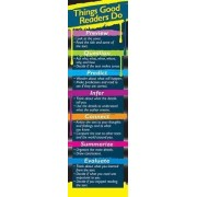 Things Good Readers Do Bookmarks by Carson-Dellosa Publishing