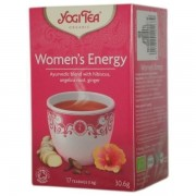 Ceai Bio ENERGIE PENTRU FEMEI Yogi Tea