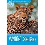 Oxford Read and Discover: Level 1: Wild Cats by Rob Sved
