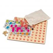 Juego Bingo en Grupo