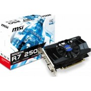 Placa video MSI Radeon R7 250 OC 2GB DDR3 128Bit V1