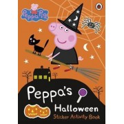 Peppa Pig: Peppa's Halloween Sticker Activity Book by Ladybird Books Ltd
