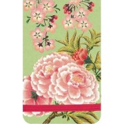 Japanese Cherry Blossoms Mini Journal by National Agricultural Library