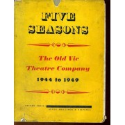 Five Seasons Of The Old Vic Theatre Company