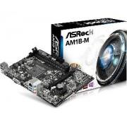 ASRock AM1B-M - Carte-mère - micro ATX - Socket AM1 - USB 3.0 - Gigabit LAN - carte graphique embarquée (unité centrale requise) - audio HD (6 canaux)
