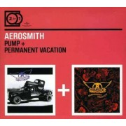 Aerosmith - Pump/ Permanent Vacation (0600753186145) (2 CD)
